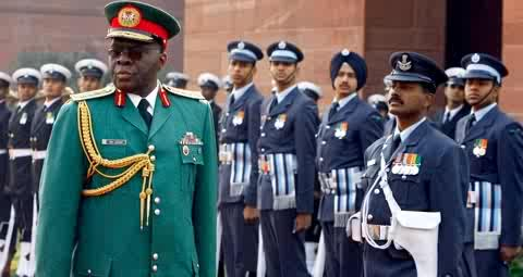 Nigeria's National Security Adviser, General Andrew Azazi
